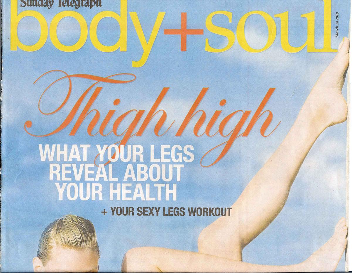 body-soul-march